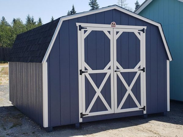 10x12 Barn Shed
