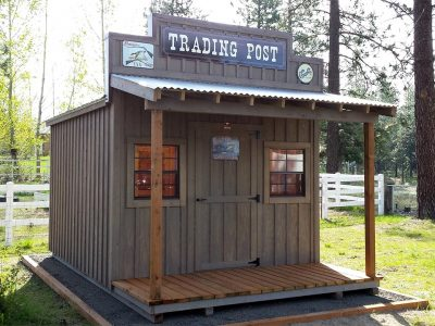 10x16 Trading Post General Store