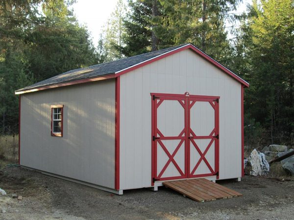 12x20 Cottage Shed for sale in Clayton WA