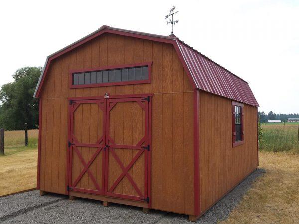 12x20 Hi-Barn Shed