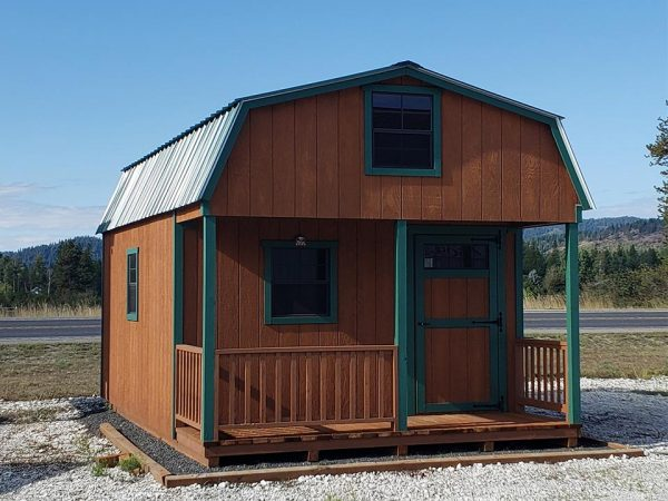 12x20 Mountaineer Shed