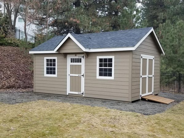 14x20 Classic Cottage Shed