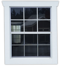 30x36 Shed Window Options