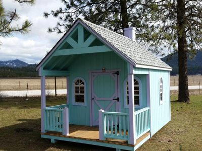 8x12 Playhouse