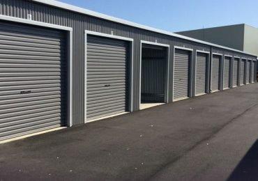 Storage Units in town
